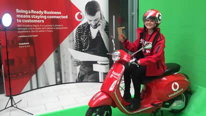Brand Ambassadors Vodafone